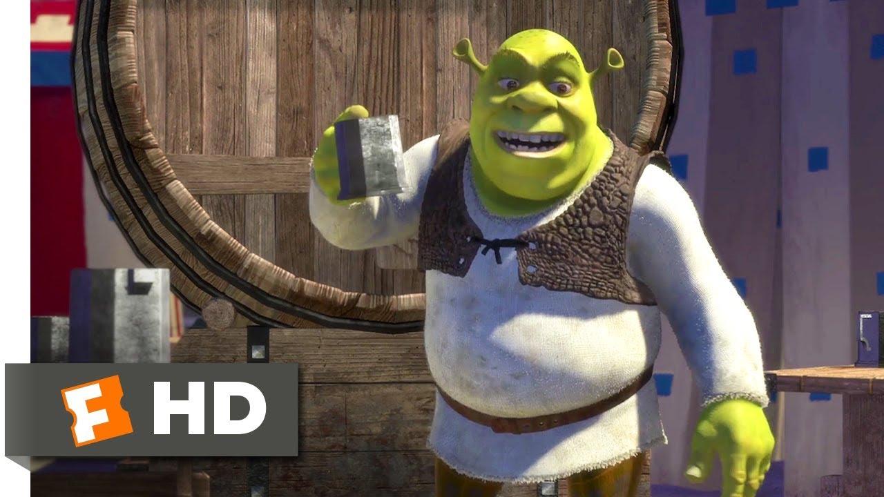 Download Shrek (2001) - Kill the Ogre Scene (3/10) | Movieclips