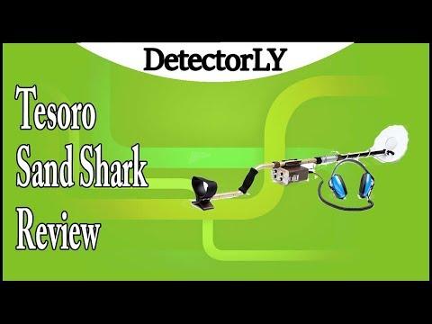 Tesoro Sand Shark Review