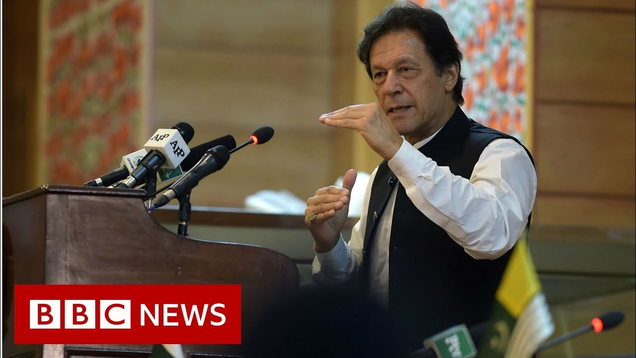 BBC News:Pakistani PM: India committed strategic blunder - BBC News