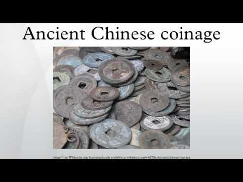 Ancient Chinese Coinage