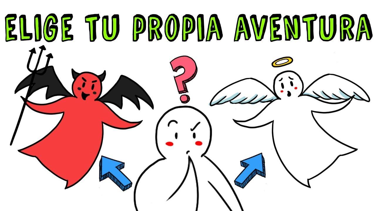 ELIGE TU PROPIA AVENTURA CAP 2 | Draw My Life