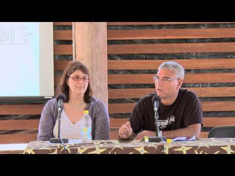 2012 Garma Key Forum: Q&A Mel Stutsel and Warren Mundine