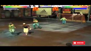 Top Video Game Freestyle Street Soccer