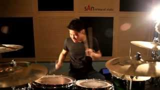 TK - Bruno Mars - Treasure (Cash Cash Remix) Drum Cover