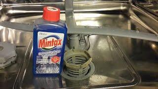 Mintax İle Bulaşık Makinesi Nasıl Temizlenir?