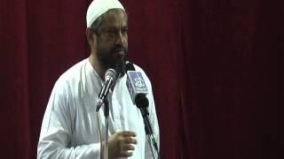 KHUDBA E JUMA 27-06-2014-Khouf E Quda ke darje.