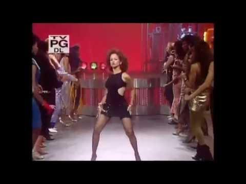 Soul Train line Dancer Rosie Perez Compilation