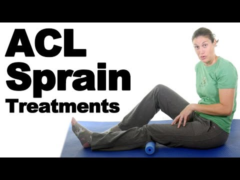 Top 7 ACL Sprain Exercises & Stretches Ask Doctor Jo