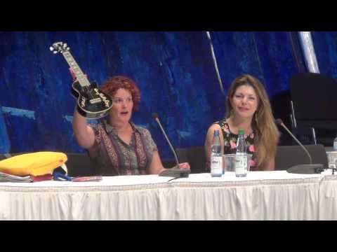 Galacon 2016 – Amy Keating-Rogers and Rebecca Choichet panel