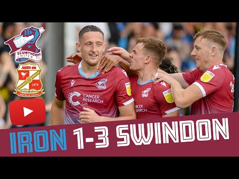 Scunthorpe Swindon Goals And Highlights