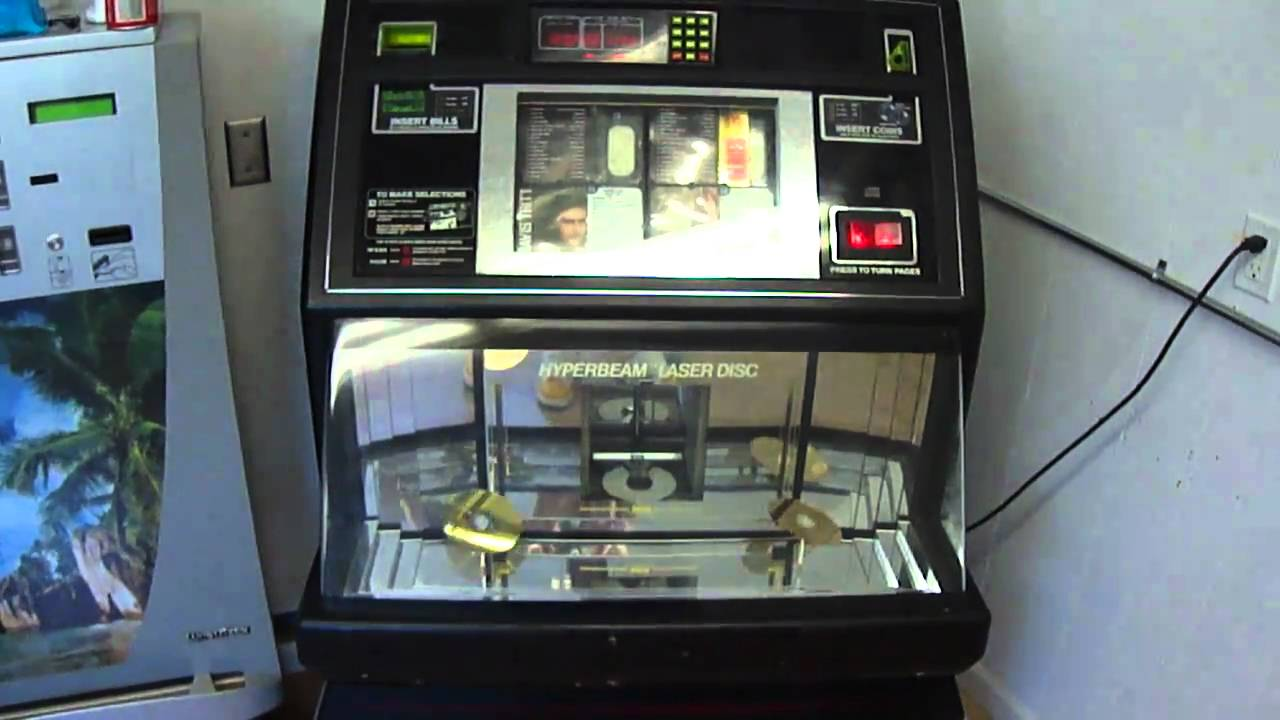 Nsm Grand Performer 100 Cd Jukebox In Stunning Condition