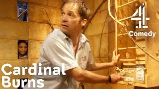 The Crystal Maze Post Office  Best Of Cardinal Burns