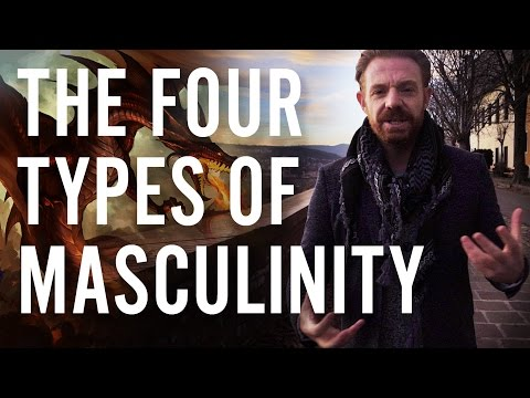 The 4 Types of Masculinity - Shae Matthews goes deep on the Secrets of Archetypes