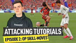 Best META OP Skill Moves \u0026 Combos *Post Patch* (and where to use them) - FIFA 21 Dribbling Tutorial