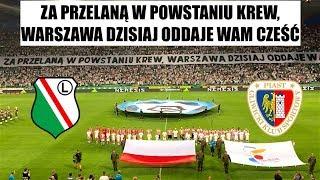 Legia vs Piast | Loża VIP - Reakcje kibiców