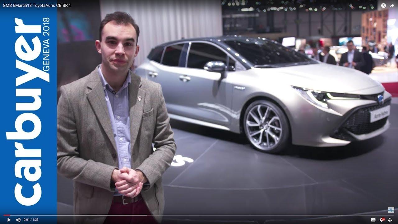 2018 Toyota Auris walkaround and interior – Geneva Motor Show 2018 - Dauer: 84 Sekunden