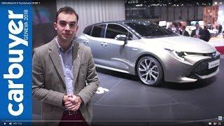2018 Toyota Auris walkaround and interior – Geneva Motor Show 2018