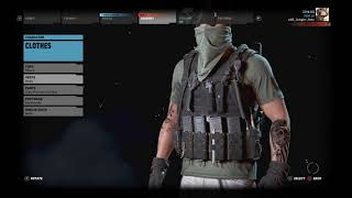 Ghost Recon: Wildlands, IRA Soldier Outfits.
