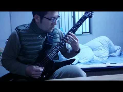 Death - 1,000 Eyes (guitar cover)
