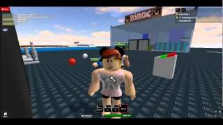 What i do when sing is on brb - ROBLOX