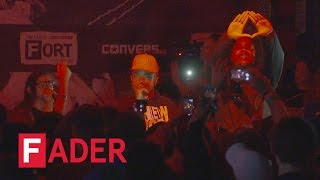 """Skrillex """"Oh My"""" (ft. Boogie) - Live at The FADER FORT Presented by Converse 2015 (3)"""