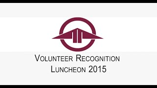 Kettering Volunteer Luncheon 2015