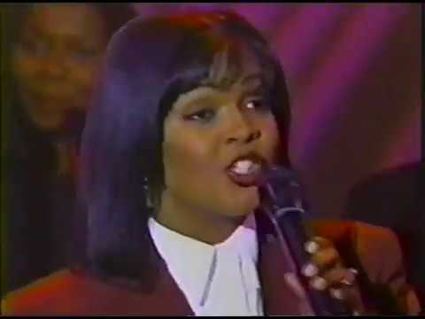 CeCe Winans - Every Time/Interview/He's Always There (1995)