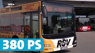 Ein Tag als Busfahrer