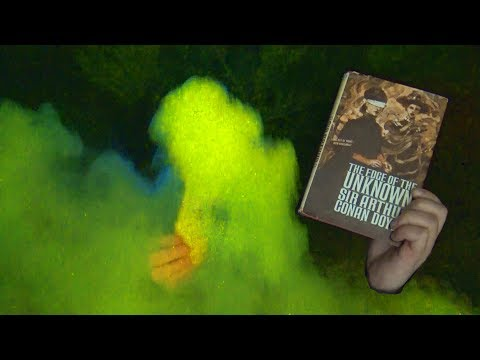 The Edge Of The Unknown Book Review Ghost Story Arthur Conan Doyle Houdini Seance Mp3