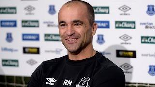 Roberto Martinez's Pre-Middlesbrough Press Conference