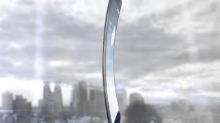 LG G FLEX D958 with Ergonomic curved design