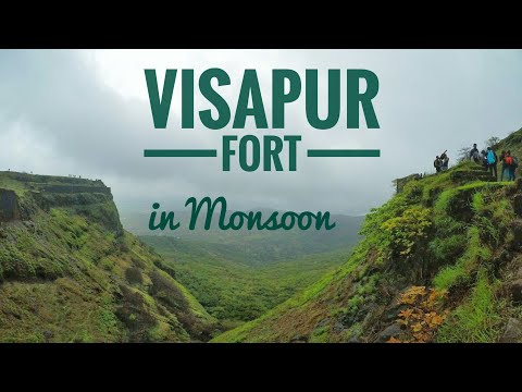 Visapur Fort | Trek | with FOOT TRAILS | GoPro |
