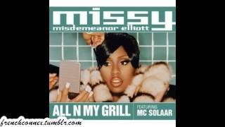 "Missy Elliott feat MC Solaar ""All in my grill"" european edit"