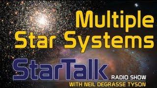 Neil deGrasse Tyson Explains Multiple Star Systems