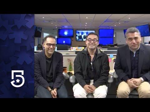 Los Tres Reyes Marios: Mario Castañeda, Mario Filio y Mario Arvizu | Canal 5