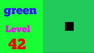 Green level 42 answer Green (Bart bonte) level 42 solution Green level 42 About this game : The sequel to my 'yellow', 'red', 'black' and 'blue' games is here!