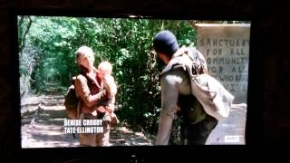 The Walking Dead Season 5 Andrea Walker Andrea Returns