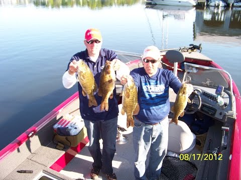 Lake Memphremagog Fall Fishin - GoFishDan
