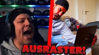 Heftige FORTNITE Ausraster 😡😂 || feat. Montanablack, Tanzverbot, Trymacs, Elotrix, Solution, .....