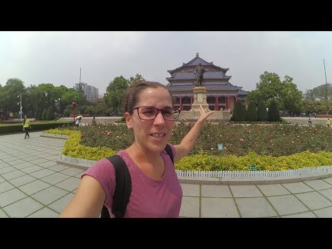China- Vlog 21 [Guangzhou!, Temples, Chinese school & Canton Tower]