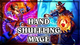 Hand Shuffling Mage ~ The Boomsday Project ~ Hearthstone