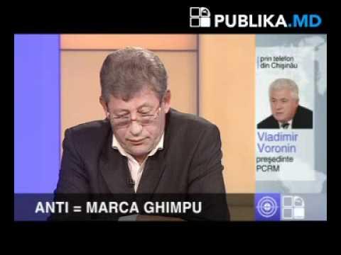 17.11.2010 Voronin la Publika TV.flv
