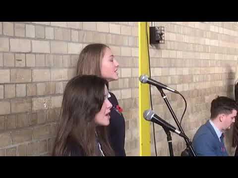 Remembrance 2017 - Mia Lane & Rebecca Lewis