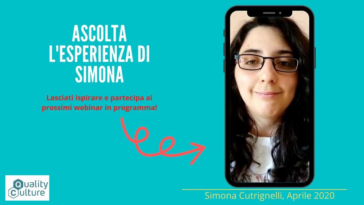 Intervista a Simona Cutrignelli