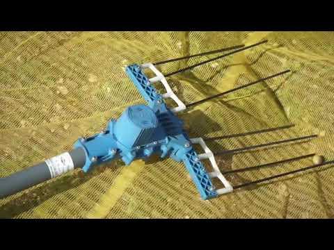 Zeytin Hasat Makinesi - Atrax V4 Pro