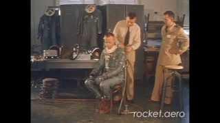 Mercury Pressure Suit Testing