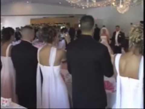 Desmarais wedding