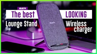Sleek looking Wireless Charger on a budget - ESR stand