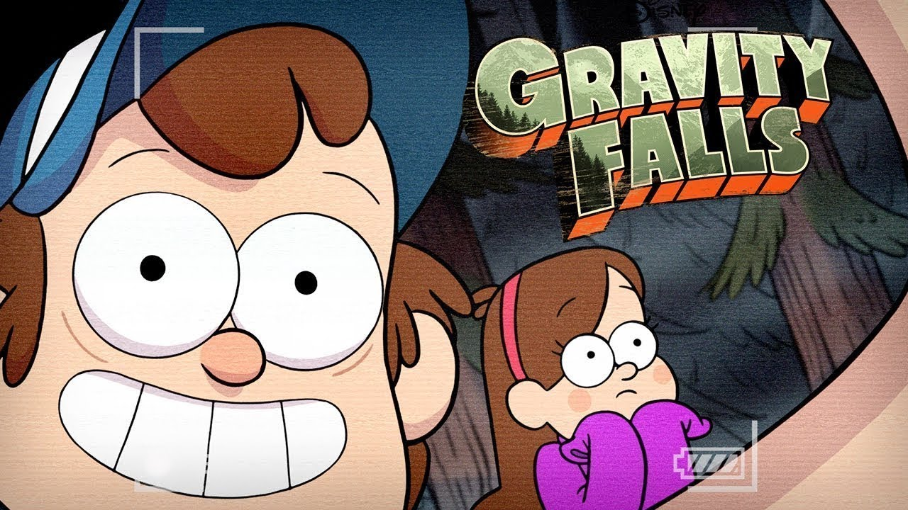 Dipper's Guide to the Unexplained Supercut | Gravity Falls | Disney Channel