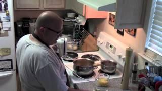 Left Over Roast Pork With Glaze Large